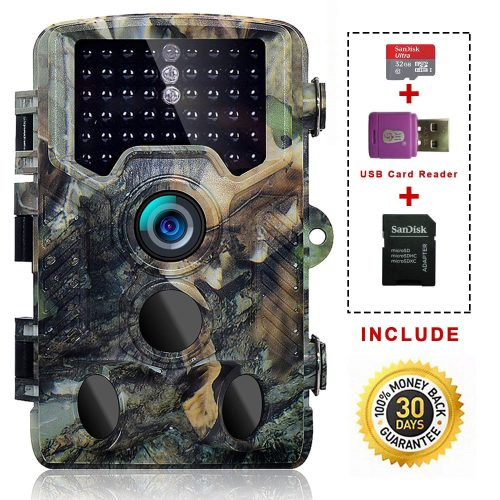Sovacam Trail Camera